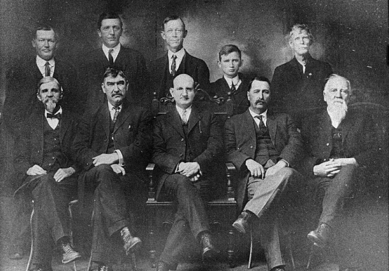 Early officials of Barrow County, 1915