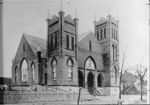 First Baptist Church, Winder, 1919