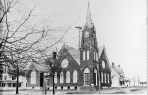 First Methodist Church, Winder, 1905